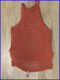 1941 Lillywhites Rope vest lilly whites ropevest