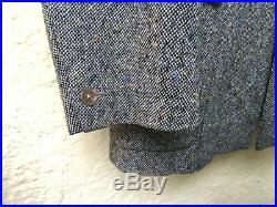 1960s Bespoke Donegal Tweed FULL NORFOLK Shooting Jacket 38-40 Vintage