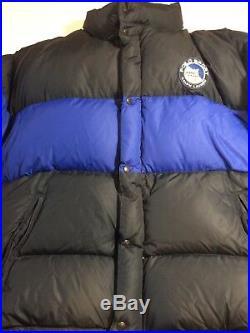 90s Vtg Polo Sport Arctic Challenge Ralph Lauren Puffer jacket 1992 Down RARE