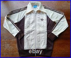 Adidas Vintage Jacket veste Made In France 70's, Création Ventex 174cm, NOS