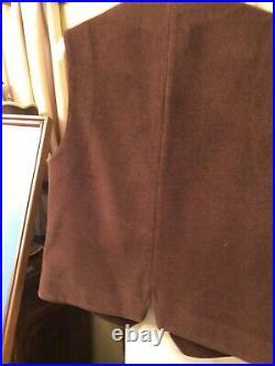 Authentic Hermès Men Vest