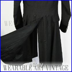 Coat Tailcoat Jacket Wedding Vintage Regency Victorian Dandy Casanova Mozart