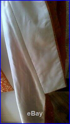 Daniel Hanson kimono robe/ jacket, Designer to Elton John, Victoria Beckham etc
