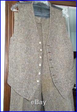 Fabulous VestPolo LaurenMens Vintage Tweed Suitamp; Ralph dBoeQrWCx
