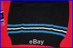 Fila Vintage Borg Bj 80's Vest New Deadstock Knit Tennis Casuals Nos Gilet