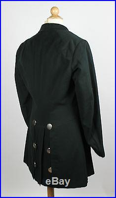 Gentlemens Livery Coat and Vest from America 19th Century, Coachman or Footman