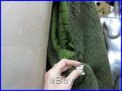 Herren Parka VEB mabe Jacke m48 Mantel 80er True Vintage men's jacket olivgrün