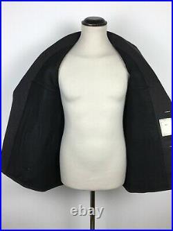 Jacket 1930's Vtg French Wool Jacket 30's Deadstock Veste Ancienne Paysan