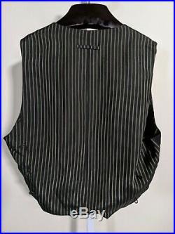 Jean Paul Gaultier Homme Pour Gibo Portrait Stone Vest 50 Italy