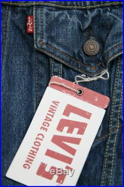 Levi's LVC Capital E Jacket 70505-9026 Frank Made USA Levi's Vintage Clothing XL