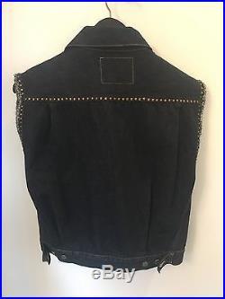 Levi's Vintage Clothing 1953 Type II Blanket Lined Jacket Studded Vest $495 S