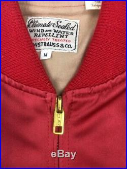 Levis LVC Vintage Clothing Levi's Vintage Clothing Climate Seal Bomber Jacket