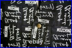 MOSCHINO Cheap & Chic vintage archive inverted LABEL vest