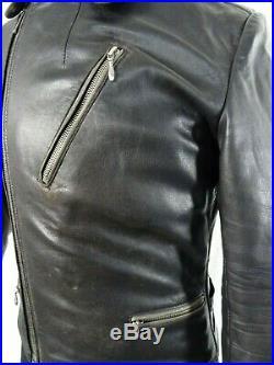 Men's Vintage 1940's Horsehide Leather Luftwaffe Jacket 36R (XS)