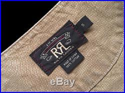 New with tag Ralph Lauren RRL Vintage Style OutLaw Waistcoat Vest Size Small