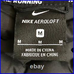 Nike Aeroloft Training Gilet Vest, Size Medium, Black, BV4862-010 New NWT