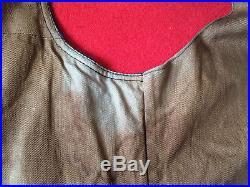 Original Vintage1860's Civil War Era Double Breasted Waist Coat Vest