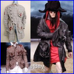 RARE John Galliano Runway Coat Trench Oversized Fall 2005 piece for collectors