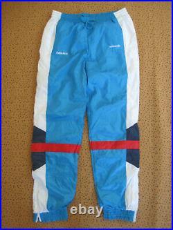 Survetement ADIDAS Equipe France Nylon Polyester 80'S veste + Pantalon 180 / L