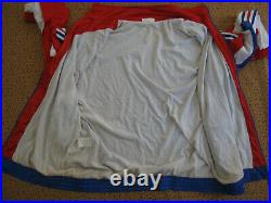 Survetement ADIDAS Equipe de France 90'S Nylon veste Pantalon Vintage 180 / L