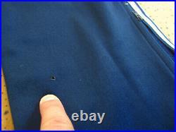 Survetement ADIDAS Ventex 80'S Marine veste Pantalon Tracksuit Vintage 168 / S
