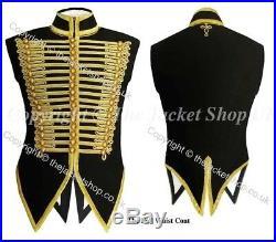 The Fall Waistcoat Gilt Braid Roy Walker Jacket All Sizes