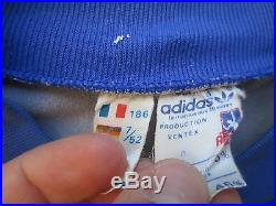 VINTAGE Veste ADIDAS CSSR Czechoslovakia Euro 1980 Ventex