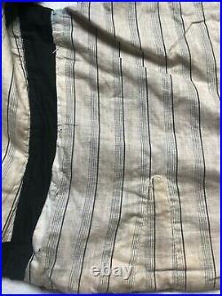 VTG 50s FRENCH WORK Vest Waistcoat Wool CHORE WORKER Jacket Worker