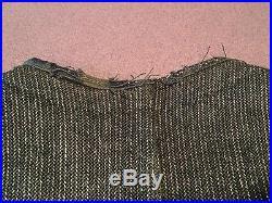 VTG Browns Beach Vest Pointed Waist