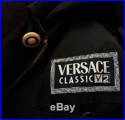 Versace V2 Bomber Jacket