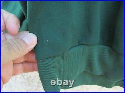 Veste ADIDAS 70's vintage vert jacket giacca Ventex Trefoil gold or jacke M