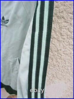 Veste ADIDAS ATP vintage vert jacket giacca ventex années 70 sport rare M