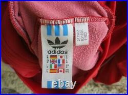Veste ADIDAS CCCP URSS Soviet vintage tracktop jacket Trefoil felpa giacca M