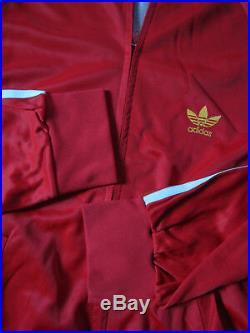 Veste Adidas ATP Ventex 70'S Vintage Oldschool rouge CCCP Jacket 192 / XXL