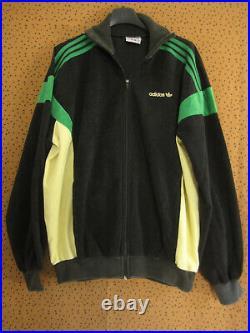 Veste Adidas Challenger Couleur Fc Nantes Ventex 80'S Vintage Jacket 180 / L