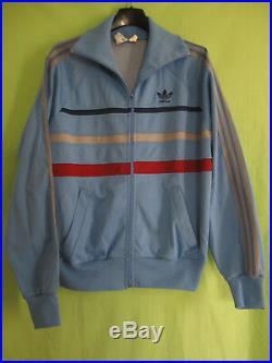 Veste Adidas First Ciel Made in France Ventex 80'S Vintage Jacket 174 / M
