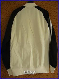 Veste Adidas Superstar ATP Ventex Vintage Crème Made in France Jacket 80'S M