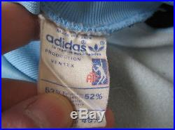 Veste Adidas Ventex 70'S Equipe de France Vintage Jacket survetement XS