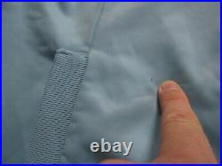 Veste Adidas Ventex 80'S Vintage SC Bastia Bleu ciel Jacket Football M