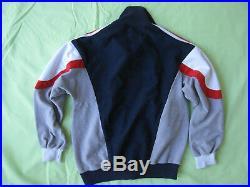 Veste Vintage Laser Equipe de France ADIDAS Ventex Football Jacket 162