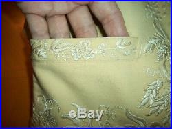 Victorian Pre CIVIL War 1850's Men's Unisex All Embroidered Waist Coat Vest S M