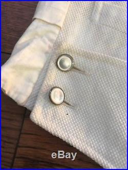 Vintage/ Antique Victorian Edwardian Streampunk Waistcoat/ Vest Small