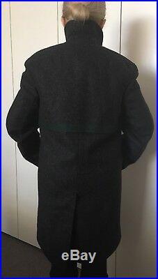 Vintage Men Munich 1972 Olympic Games Coat Wool 70s Clothing Sz 44 (M/L)