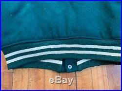 Vintage Northeastern Felco Wool Varsity Letterman Jacket
