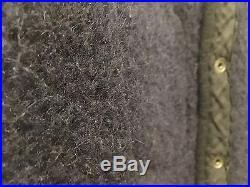 Vintage Original Browns Beach Knitted Wool Vest Jacket