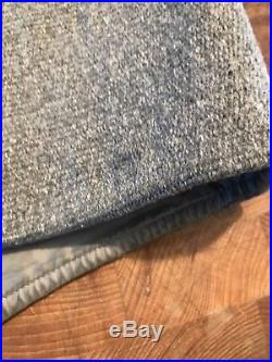 Vintage Ortegas Employee Mary Ann Romero Chimayo Custom Vest M 38 Cross Buttons