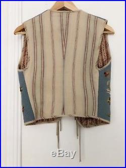 Lauren Vintage Flag Vest Collectors American Ralph Chimayo Bear Polo wOPZn0XN8k